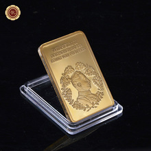 Souevnir William II 24k Gold Bullion Replica Coin