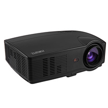 Protable POWERFUL SV - 328LH 3000 Lumens LCD Projector 1280 x 800 Pixels with VGA HDMI USB for Home Office Education Proyector