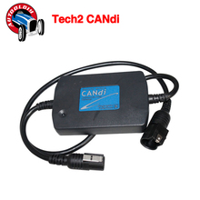Top Selling 2016 Best Quality Professional High Performance for GM Tech 2 Candi Interface for GM Tech2 Scanner Free Shipping(China)