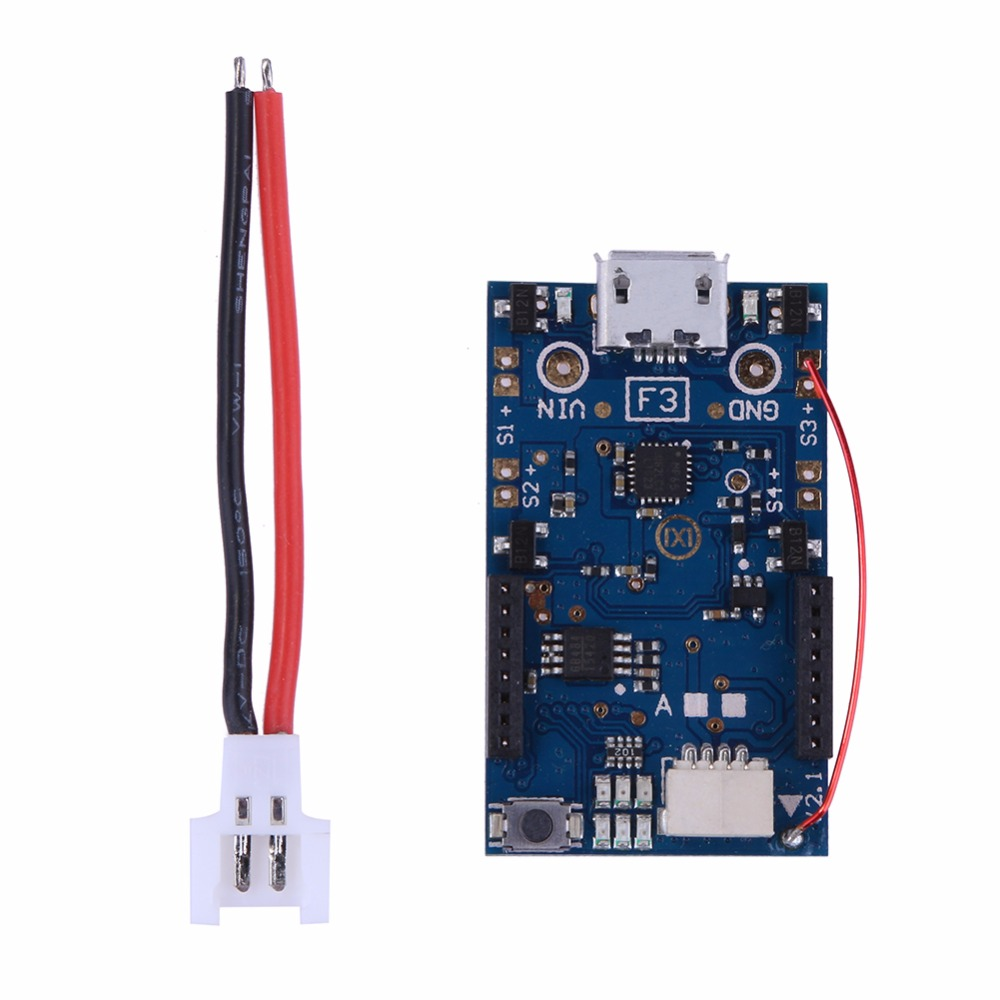 Micro Scisky 1S 32 Bits Brushed Flight Control Board Naze 32 for Quadcopter Accessories High Quality<br>