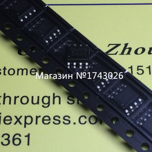 Original 50 pcs/lot TDA2822 IC power amplifier TDA2822M dual channel audio power amplifier chip SOP-8 ic ...