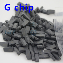 Transponder Key remote key chip blank suitable for Toyota G chip transponder virgin carbon remtekey(China)