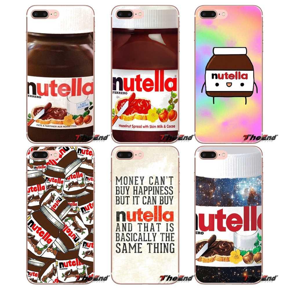 coque nutella iphone x