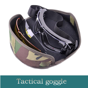 Tactical goggle