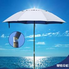 factory direct sale screen print fishing umbrella fishing umbrella folding sunshade umbrella,anti - UV sun umbrellas