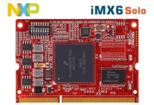 i.mx6solo core module i.mx6 android development board imx6cpu cortexA9 soc embedded POS/car/medical/industrial linux/android som(China)