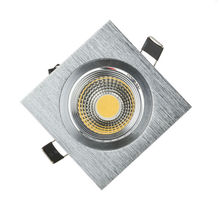10% Discount + 7W COB Led Down Lights Adjustable Dimmable Led Recessed Downlight Led Cabinet Lighting AC 85-265V + Power Supply