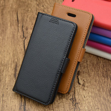 Luxury Brand Leather Book Case For Sony Xperia M C1905 C1904 Dual Vintage Wallet Flip Cover With Magnetic Buckle Ultra Thin