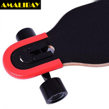 2PCS Skateboard Bumper Strip  Skate Board Protection Strip 35CM for Longboard Fish Board Penny Deck Anti-collision Avoid Hurting