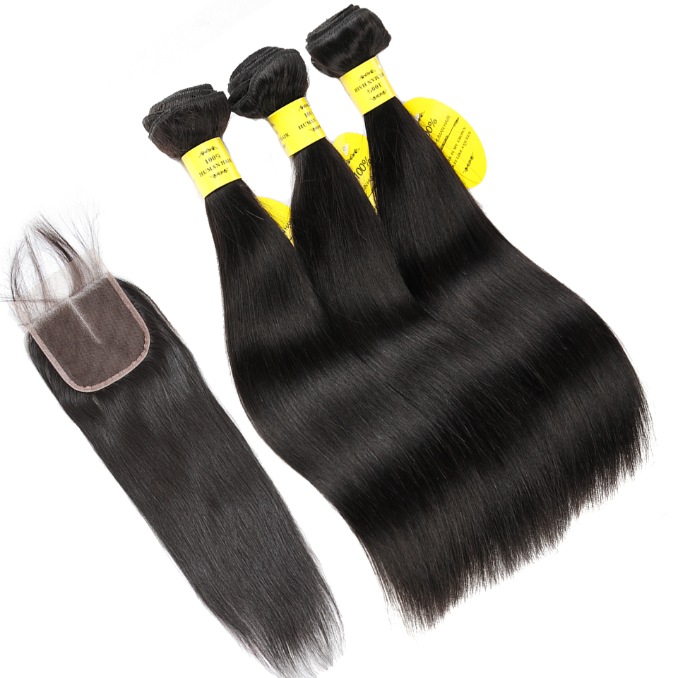brazilian virgin hair with closure (15)