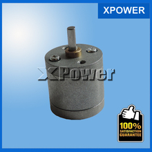 Wholesale 25GA Gear Box Motor Shaft Lenght 8mm Metal GearBox DC Reducer Motor Gear Box(China)