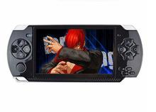 8GB memory 4.3 inch screen handheld game MP4 MP5 Player Games Console 3000 free games support ebook/TV-out/video1.3 MP Camera