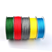 4 Strands 100M Fishing Braided Multifilament Fishing Line Available 6LB-100LB PE Fishing Line