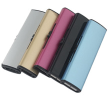 Windproof Rechargeable USB Lighter Personality Electric Cigarette Lighters Novelty Flameless Torch No Gas 5 Colors