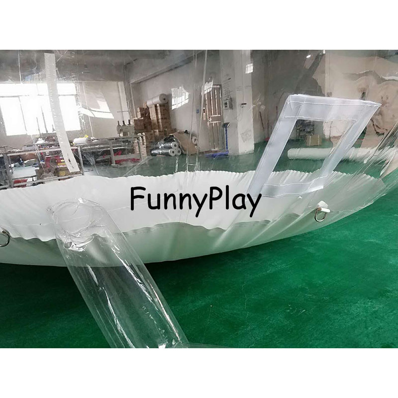 Inflatable bubble tent2