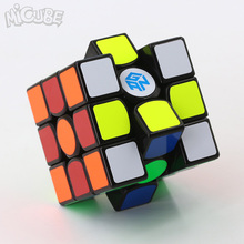 Gans Puzzle 3x3x3 GAN 356 S Lite edition Speed Cube GAN356s Advanced magic toys for Air UM Ultimate Magnetic ganair Rubik's RSC