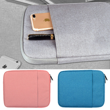 Fashion Men and women general New Laptop Bag for Macbook air 8 10 inch Multi-use Sleeve Bag Case for Apple Macbook Computer Bag