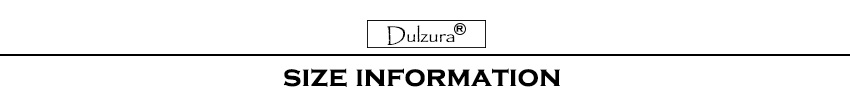 size-information