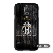 Italian Juventus Football Club Case For Galaxy S8 S7 S6 Edge Plus S5 S4 Active S3 mini Win Note 5 4 3 A7 A5 Core 2 Ace 4 3 Mega