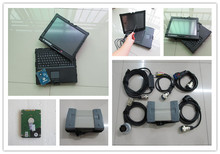 mb star c3 full set rs232 cables software hdd with nec touch screen laptop diagnosis for cars ready to use