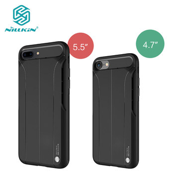 For iphone 7 7Plus cover 4.7 & 5.5 phone loudspeaker function case Nillkin Amp TPU case with inner sheet for iphone7 7 Plus case