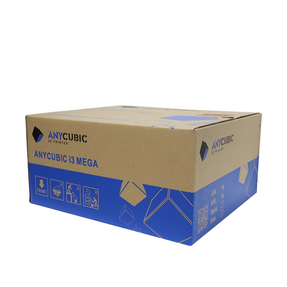 Anycubic 3D printer impresora 3d I3 Mega full metal imprimante 3d High Precision Patented Lattice Platform 3d printer kit (20)