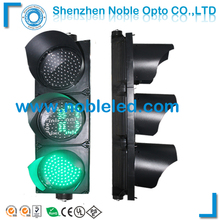 Countdown timer Easy Installation led traffic light 200mm(China)