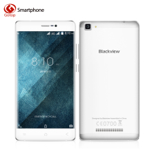 Blackview A8 Max 4G LTE Smartphone 5.5 Inch Android 6.0 MTK6737 Ouad-core Mobile Phone 2GB RAM 16GB ROM 1280x720P 4G Cell Phone