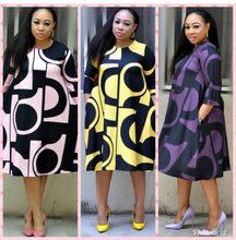 Super size New style African Women clothing Dashiki fashion Print cloth dress size L XL XXL 3XL 4X FH225(China)