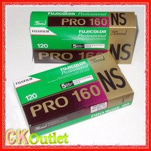 Fujifilm Fujicolor Professional PRO160 NS 5 Rolls 120 Lomo Film Color print film MADE IN JAPAN with Free Shipping
