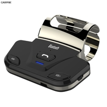 CARPRIE Wireless Bluetooth Handsfree Speakerphone telephone handset Kit Car Steering Wheel TJ(China)