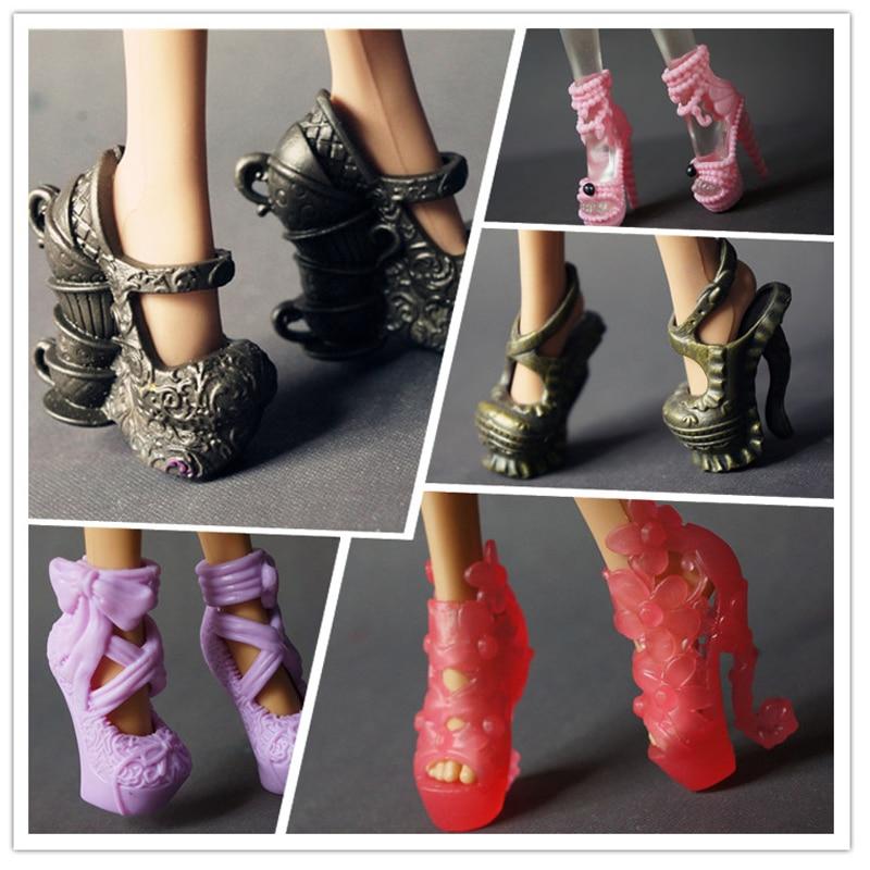 Обувь для кукол монстер хай купить алиэкспресс