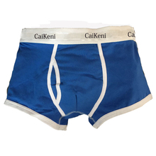 cotton Men Shorts Boxers Underwear Sexy Men's Underwears Man Panties Underpants Breathable Male Boxer Shorts cuecas masculina(China)