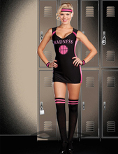 Free Shipping HOT sale Cheerleader Costumes sexy adult costume
