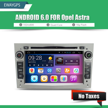 Android 6.0 No Taxes Car DVD Player Stereo GPS bluetooth Radio Wifi For Opel CORSA ASTRA ZAFIRA VECTRA ANTARA MERIVA EW870P6QH