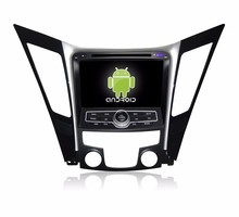 "8"" Android Car DVD Player with TV/BT GPS 3G WIFI,Car PC/multimedia headunit Audio/Radio/Stereo for Hyundai SONATA 2011 2012 2013(China)"