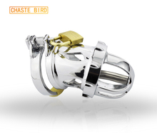 Buy Chaste Bird Male Chastity Device Urethra Catheter,Cock Cage,Penis Ring,Chastity Belt,Men's Virginity Lock,Cock Ring,A199