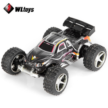 High Speed Wltoys L929 RC Car 5CH 2.4G Dirt Bike With Remote Control Vehicle Toy Road-Block For Children Toys Gift With Transmit