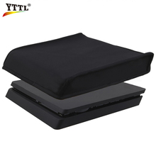 YTTL Soft Dustproof Cover Case For PS4 Game Console Dust Proof Neoprene Cover Sleeve For Horizontal Place For ps4(China)