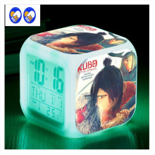 A Toy A Dream Kids Gifts Chord Legend Kubo The Two Strings Beetle Doll Gift Anime Toy Figures Led alarm clock Toys for Children