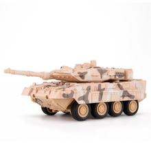 Cool 4CH Remote Control Tank 8820 2A7 Remote Control Tank Remote Control Car Axis Panther Tanks Driver M3213(China)