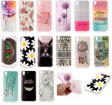 Phone Case Capinhas Para For Huawei Y6 II Y6II ll 2 Flexible Back Cover Gel Cute Cat Dream Catcher Etui Hoesje Coque Funda Capa(China)