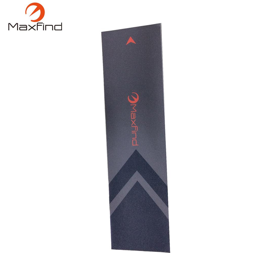 Maxfind skateboard grip tape for longboard