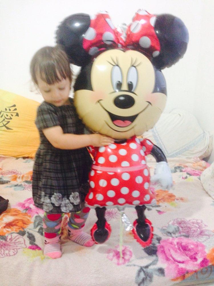 Mickey Minnie Birthday Balloon (4)