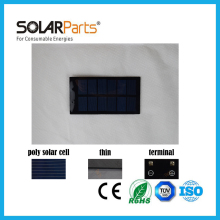 Boguang 5pcs 82*120mm 6V 150mA mini epoxy resin solar panel bateria solar used for educational toys LED light outdoor diy kit(China)