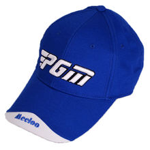 2017 New Brand Golf Cap Hat for Man Sports Hat Golf Hat Anti UV Breathable Blue(China)
