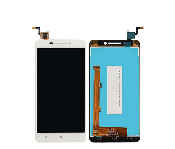 Lcd Display screen+touch glass digitizer assembly for Lenovo A5000 Replacement  Parts free shipping<br><br>Aliexpress