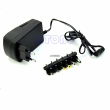 Universal EU AC/DC Adaptor Plug Power Supply 3V 4.5V 5V 6V 7.5V 12V DC Charger(China)