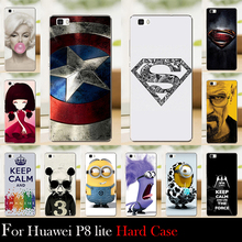 For Huawei Ascend P8 Lite  P8 Mini Protective Mobile Case Accesary Cellular Phone Breaking Bad Marilyn Monroe
