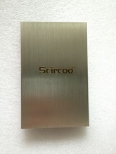 Scircoo Brand USB 3.0 Portable 750GB Hard Disk Drive Promotion FREE SHIPPING(China)